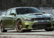 2020 Dodge Charger Models May Get Widebody Treatment CarBuzz
