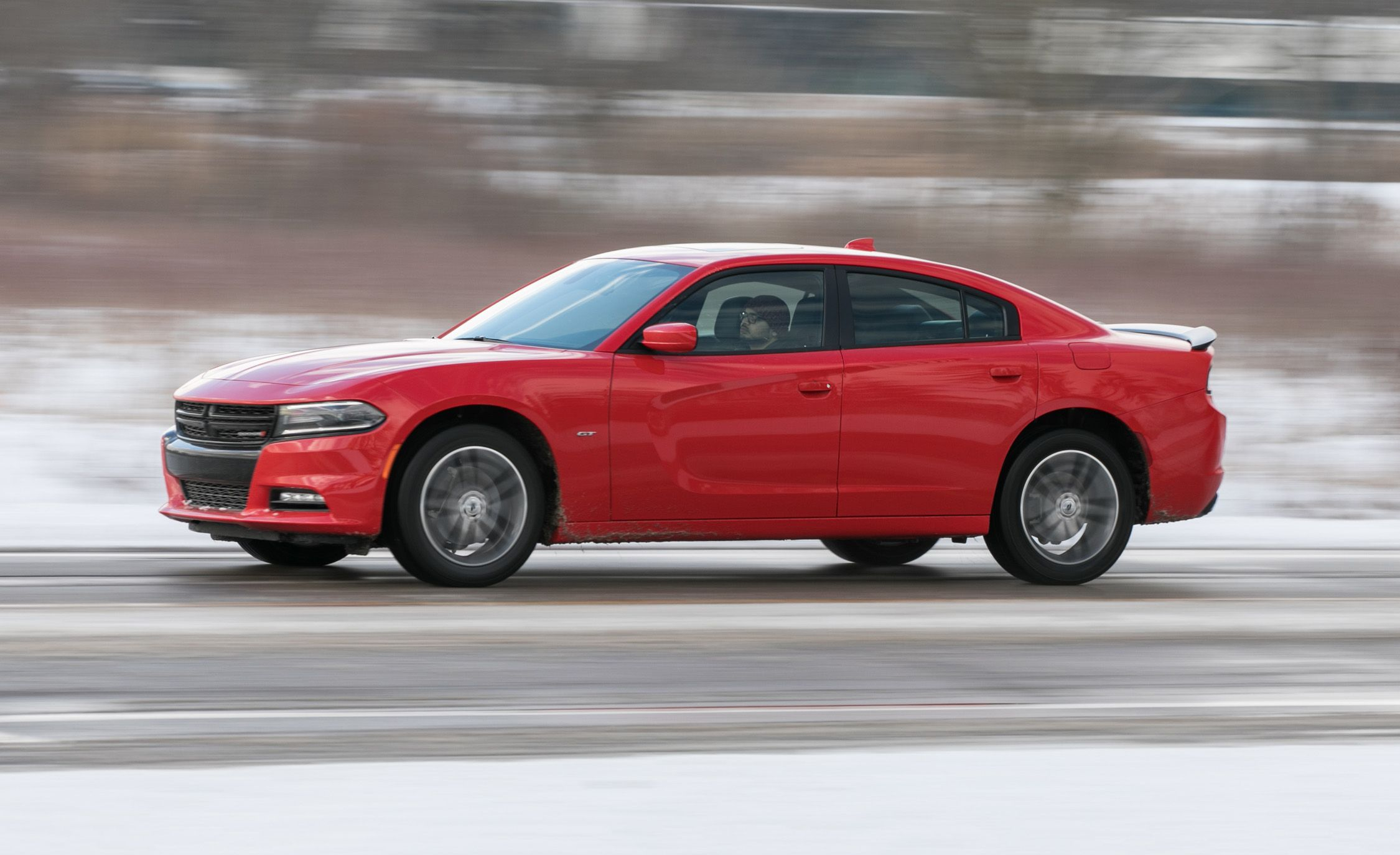 2018 Dodge Charger GT AWD Test The Anti Hellcat Review