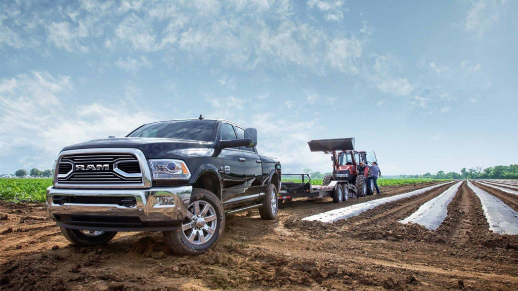 2018 RAM 2500 Towing Capacity RAM Heavy Duty Towing
