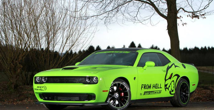 Dodge Challenger Hellcat Costs 86 000 EUR In Germany