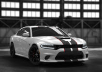 Dodge Charger SRT Hellcat Octane Edition Is A Black Or