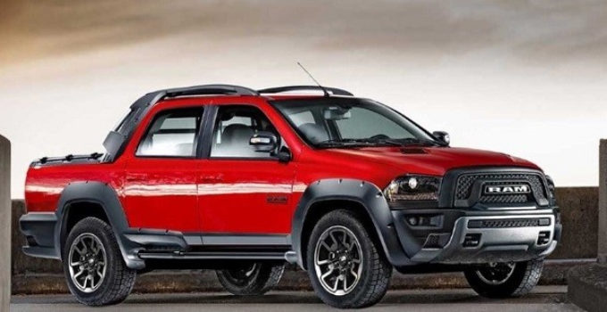 2021 Ram Dakota Mid Size Truck Everything We Know So Far