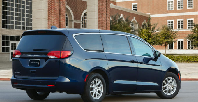 The 2021 Chrysler Voyager Won t Be Getting The Pacifica s