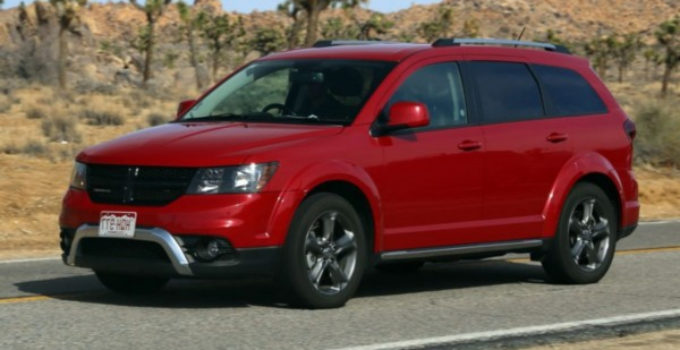 2020 Dodge Journey Price Review Specs Release Date 2020