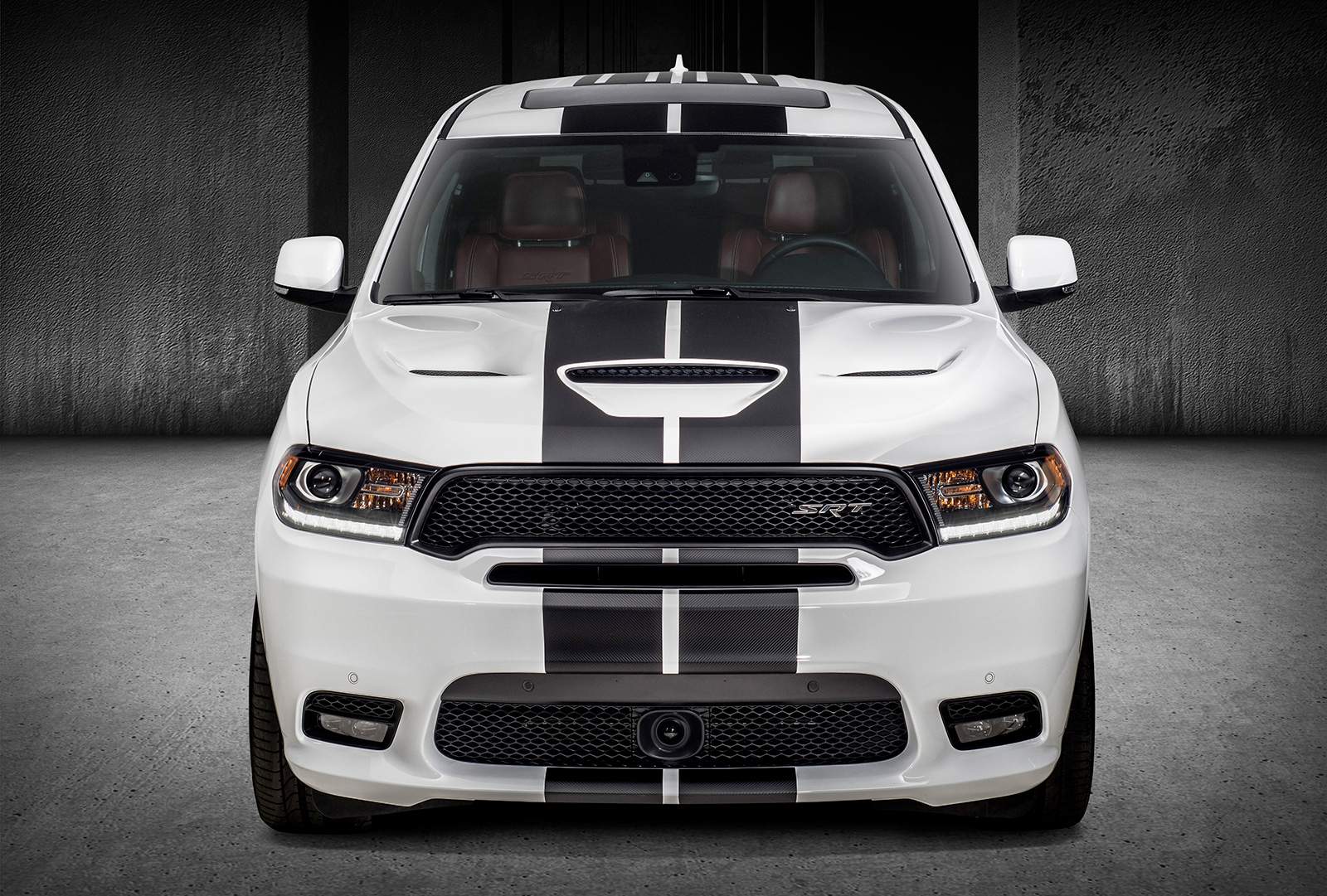 You Can Now Get Stripes And Carbon Fiber For Your Dodge