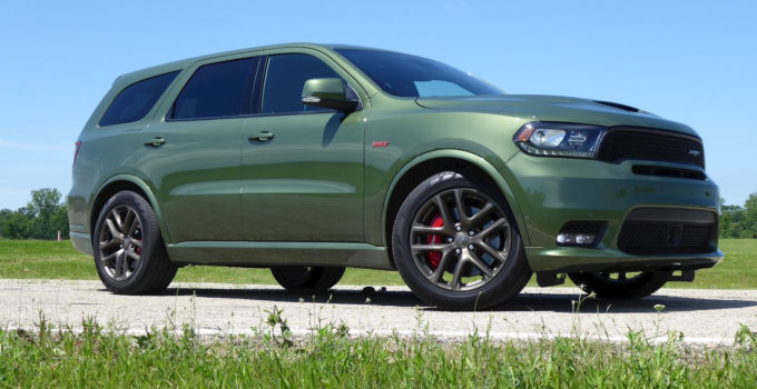 2021 Dodge Durango Rt Lease Mpg Msrp Dodge Specs News