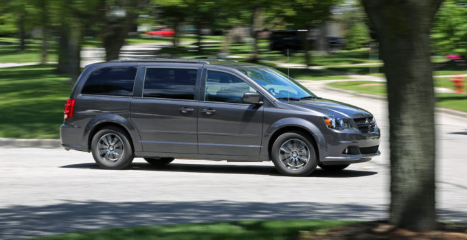 2018 Dodge Grand Caravan Cargo Space And Storage Review