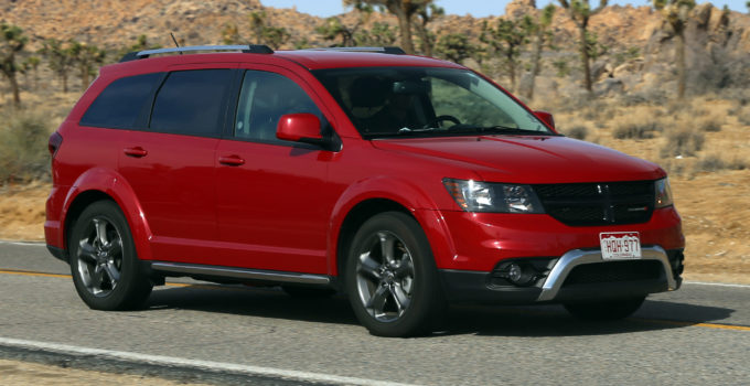2020 Dodge Journey 4 Wheel Drive Redesign Automatic