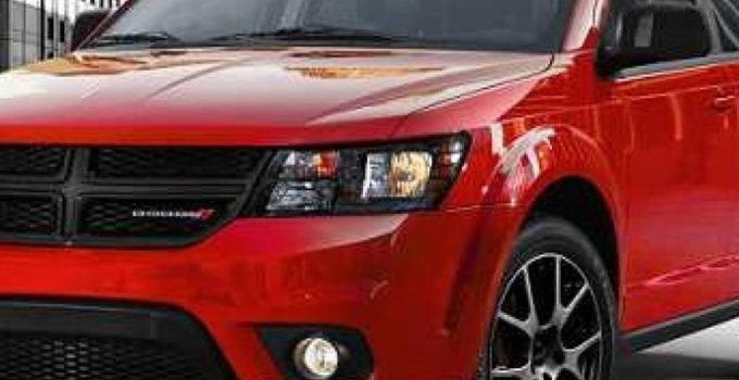 2021 Dodge Journey Lease Deals Engine Exterior Colors