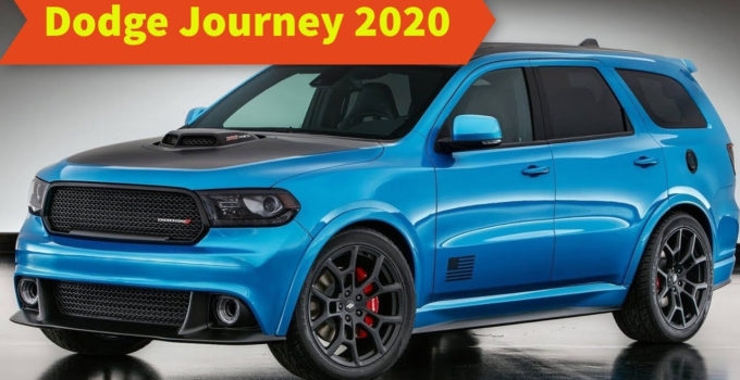 What Does The New 2021 Dodge Journey Look Like Dodge