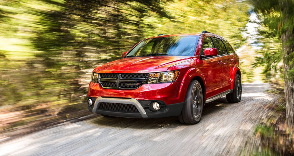 2020 Dodge Journey Model Research Myrtle Beach SC