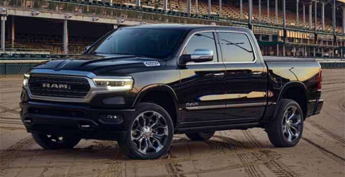 2019 Dodge Ram 1500 Towing Capacity Specs Interior