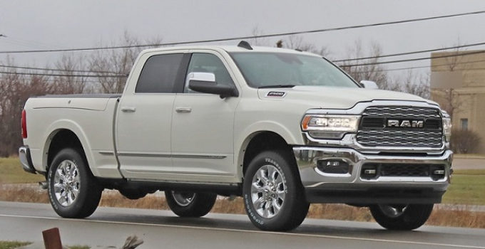 2020 Dodge Ram 2500 Features And Price FCA JeepFCA Jeep