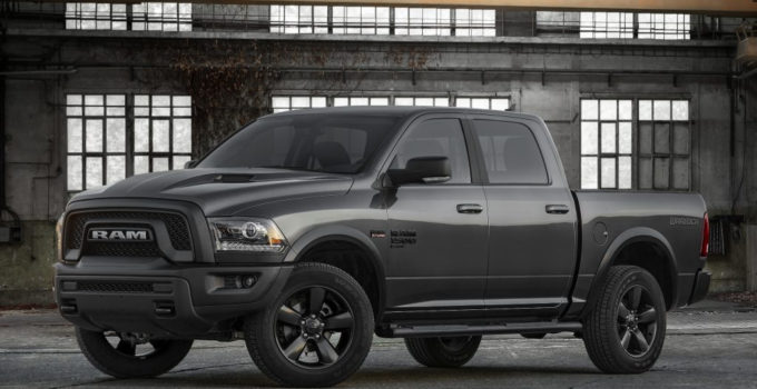 UPDATED Ram Truck Introduces 2019 Ram 1500 Classic
