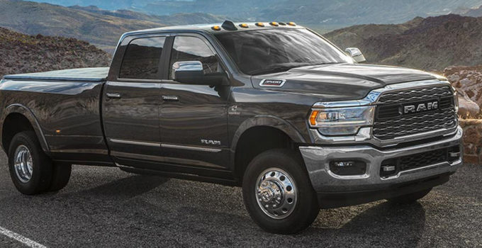 2020 Ram 2500 3500 Exterior Color Options Fury Motors