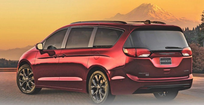 2021 Dodge Grand Caravan Car Wallpaper