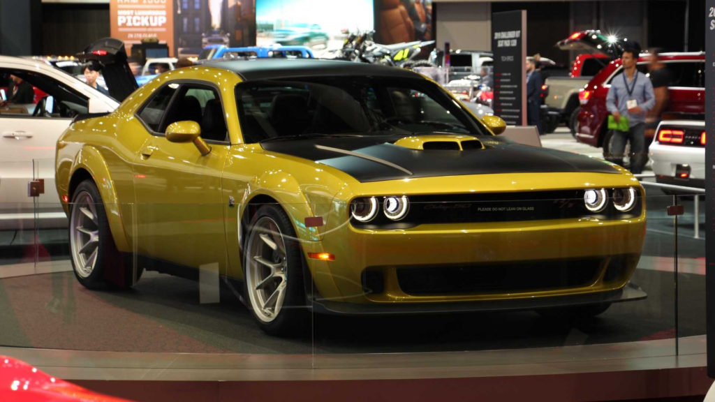 New 2022 Dodge Challenger Owners Manual Options Price