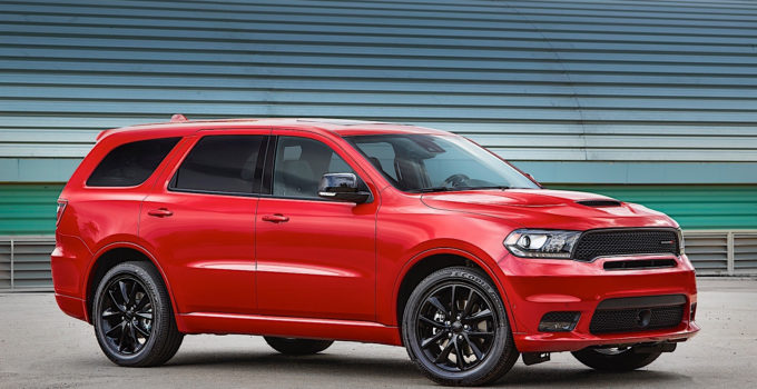 2018 Dodge Durango Gets Moparized Receives Multi Colored