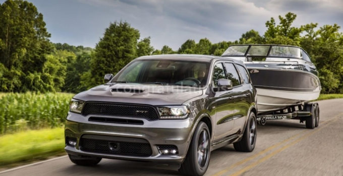 2020 Dodge Durango Srt Gas Mileage Change Specs Redesign