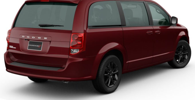 New 2020 DODGE Grand Caravan SE Plus For Sale In