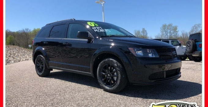 2020 Dodge Journey For Sale In Bedford IN Bedford