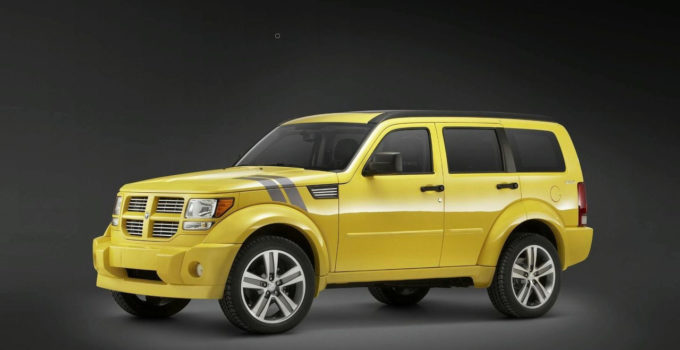 New 2021 Dodge Nitro New Price Oil Parts Dodge Specs News