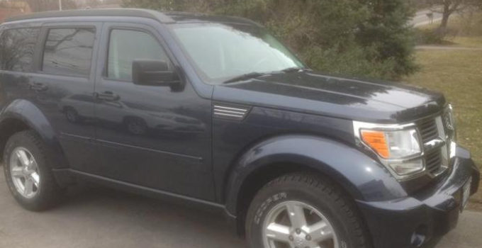 Dodge Nitro 2008 For Sale In Marcellus New York