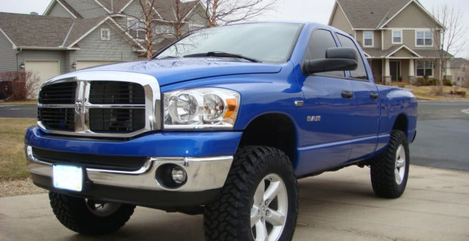 Dodge Ram 2002 2008 General Information And Recommended