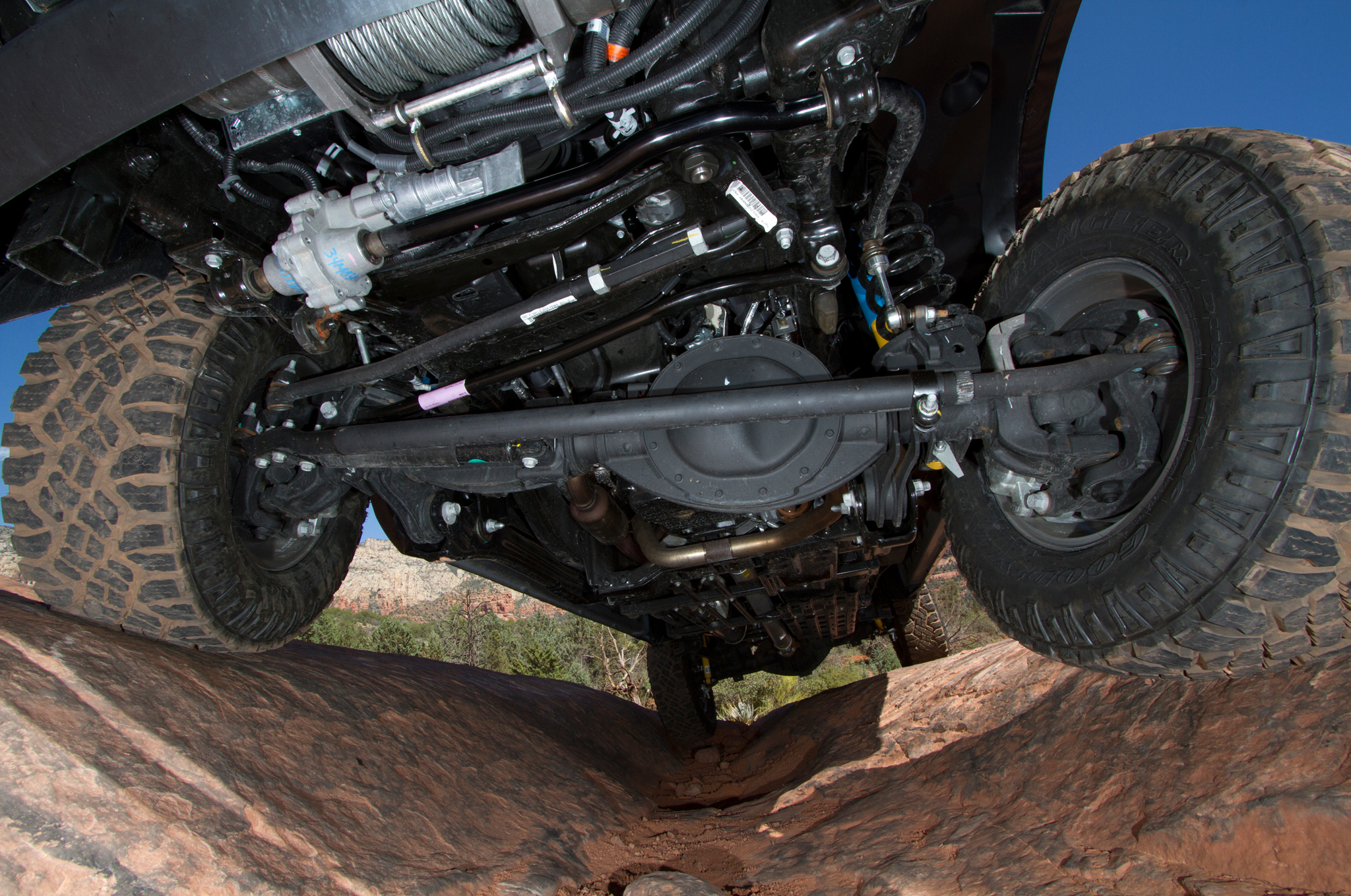 New Ram Here s How To Use The Air Suspension Electronic