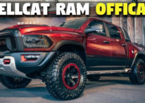 BEASTLY Ram Rebel TRX W Hellcat Engine CONFIRMED 2022