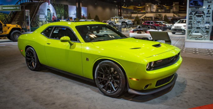 2022 Dodge Challenger Colors Cost Curb Weight Dodge