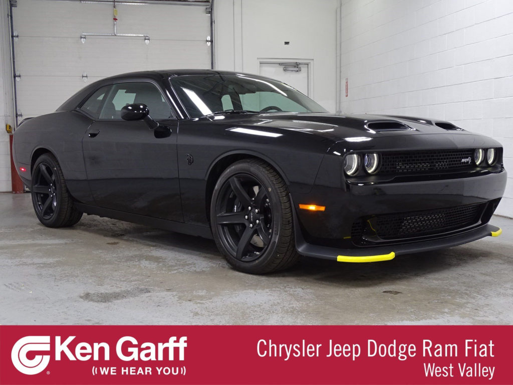 New 2019 DODGE Challenger SRT Hellcat Redeye Coupe In West