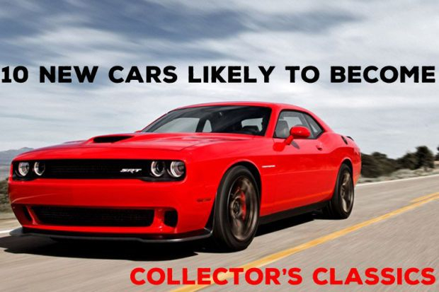 10 New Cars Likely To Become Collector s Classics Dodge