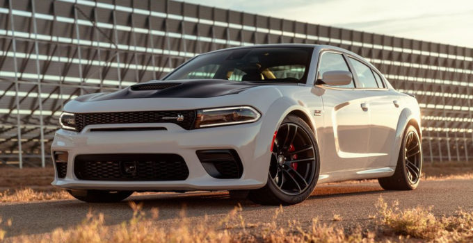 2020 Dodge Charger Scat Pack Widebody More Body And Grip