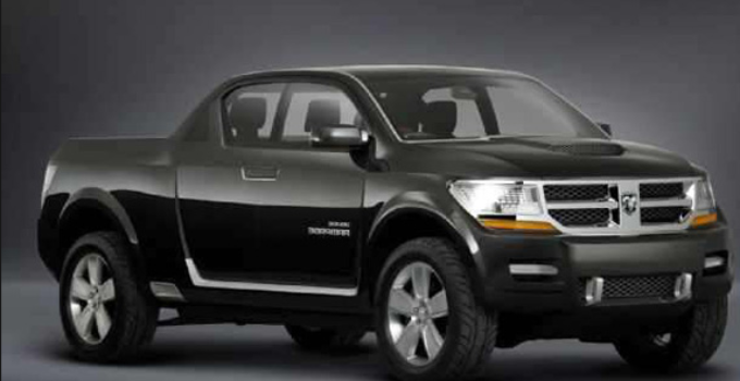 New 2018 Dodge Dakota Exterior Design