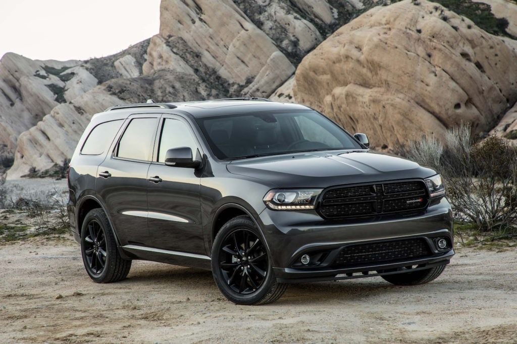 2017 Dodge Durango GT Review Long Term Arrival