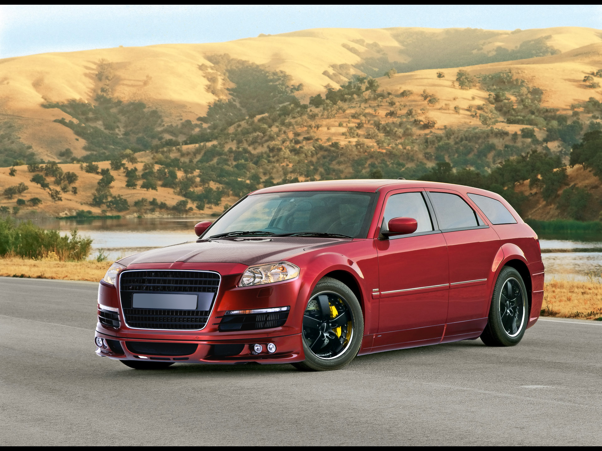 Throwback Thursday Dodge Magnum The Muscle Wagon