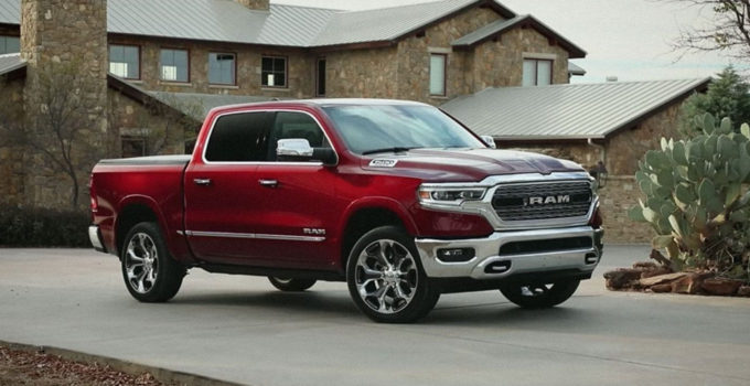 2020 2019 Ram 1500 Payload Towing Capacity Matt