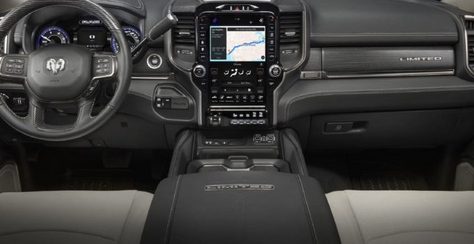 2019 Ram Trucks 2500 Interior Features