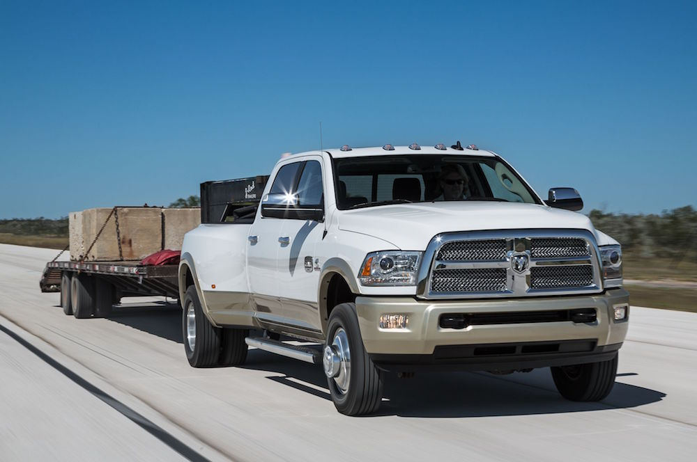 2016 Ram 3500 The Ultimate In Luxury And Performance