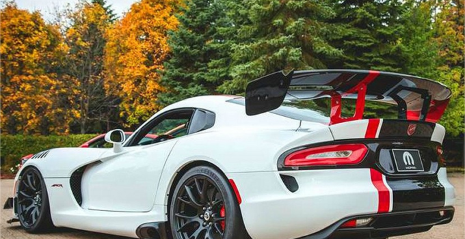 Used Audi Car New 2016 Dodge Viper ACR Specs Cost And
