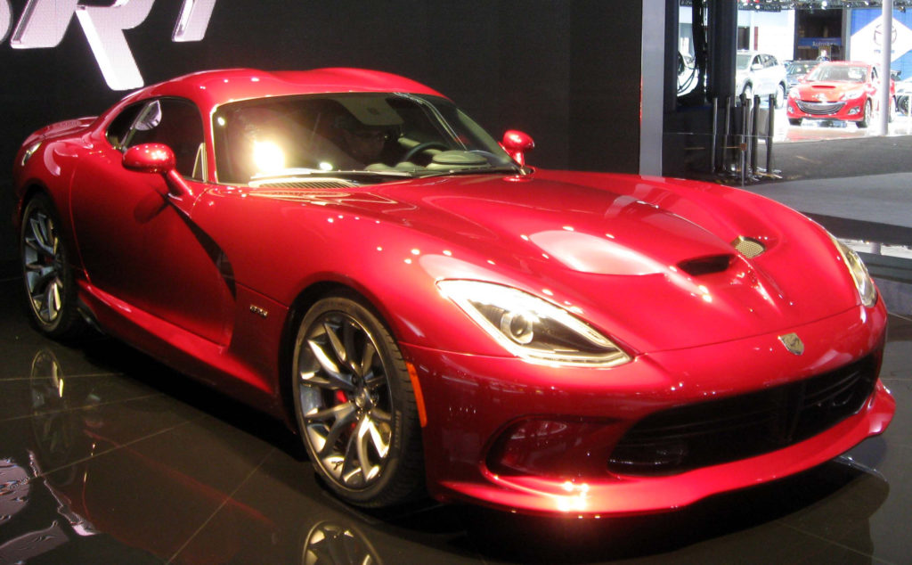 Selling The Viper Costs As Much As Buying A Dart The