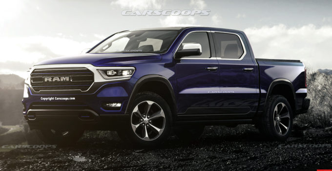 2022 Ram Dakota Everything We Think We Know About FCA s