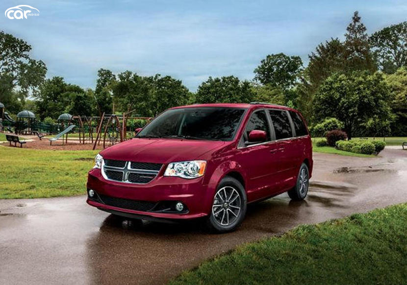 Dodge Grand Caravan All Set To Be Phased Out From The