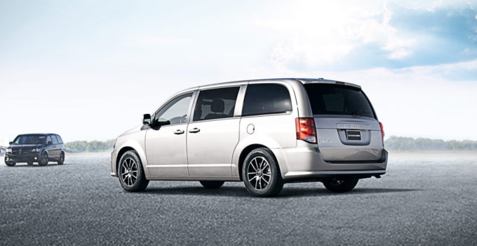 2018 Dodge Grand Caravan For Sale Near Chicago Naperville
