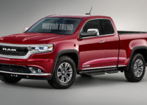 The New Ram Dakota Midsize Truck Could Look Like This